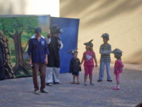 """""""Pinokio"""" w amfiteatrze!"""