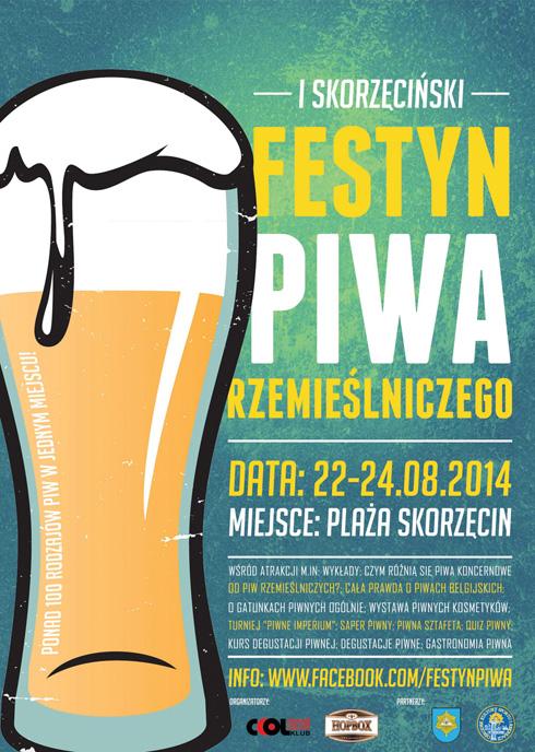 Skorz�ci�ski Festyn Piwa Rzemie�lniczego