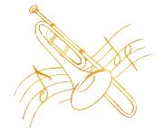 Koncert orkiestry dętej wSkorzęcinie